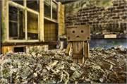 Danbo - Alte Papierfabrik - Urban Exploration