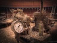 Urbex Abandoned Gasometer