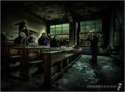 Urban Exploration Abandoned University