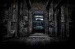 Urbex HDR Abandoned Power Plant IM